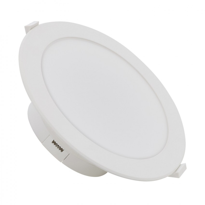 Downlight LED Rond Spécial IP44 20W Coupe Ø 145mm