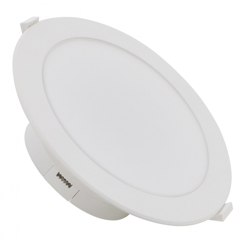 Downlight LED Rond Spécial IP44 25W Coupe Ø 145mm