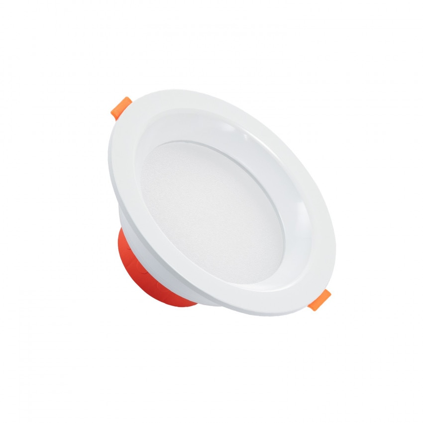 Downlight LED New Lux 6W (UGR19) Coupe Ø 95 mm
