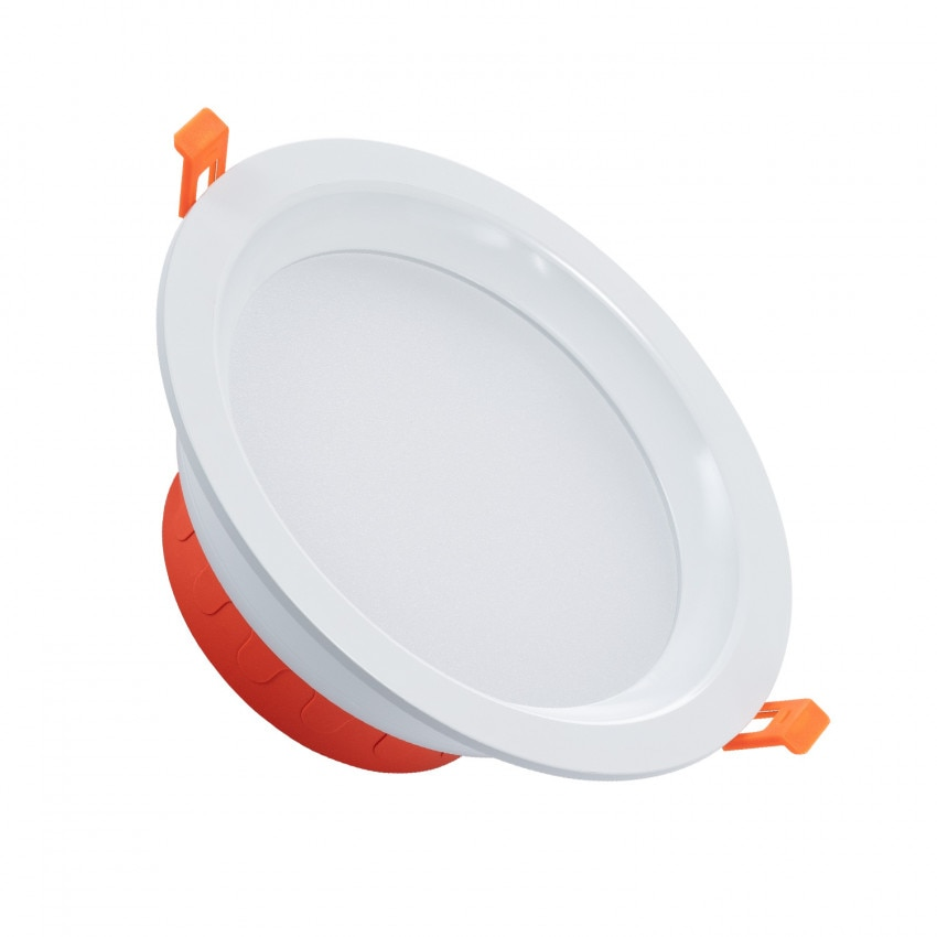 Downlight LED New Lux 16W (UGR19) Coupe Ø 165 mm