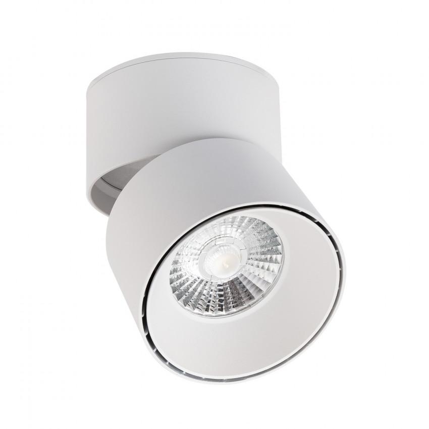 Applique LED New Onuba 7W Ronde Blanche