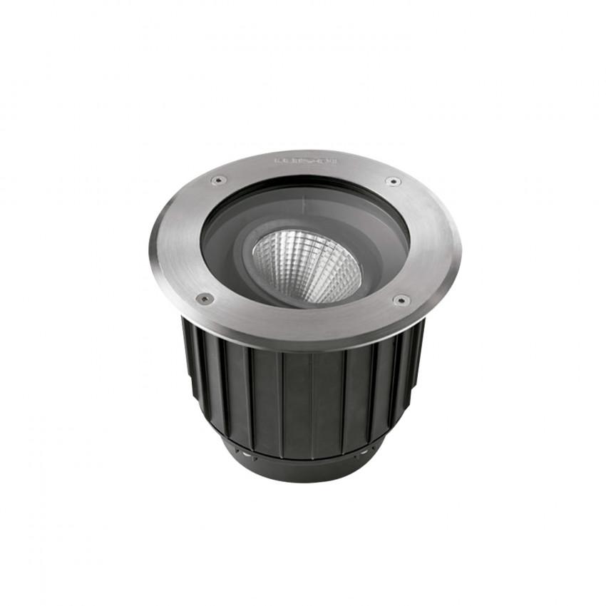 Spot LED Rond Encastrable au Sol Gea 9W IP67 LEDS-C4 55-9906-CA-CK