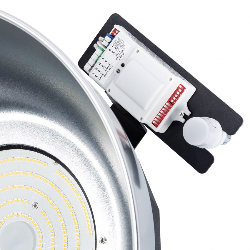 Cloche LED UFO SQ 100W 129lm/W Mean Well ELG Dimmable