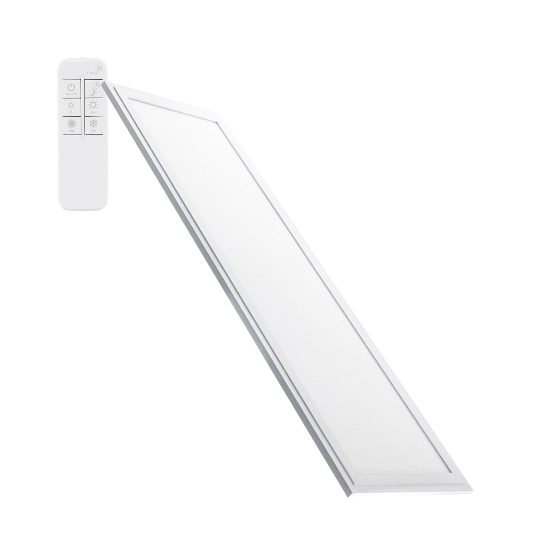 Panel LED Tª Color Seleccionable 60x60cm 40W 3600lm