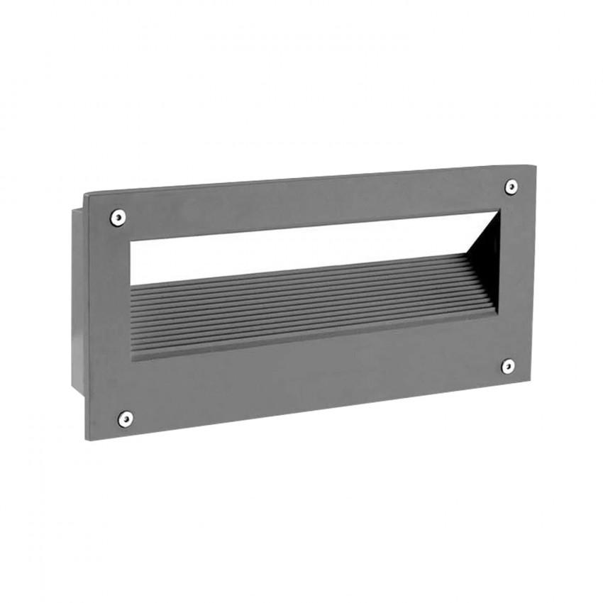 Balise LED Encastrable Micenas Rectangulaire 5.5W LEDS-C4 05-9832-Z5-CL