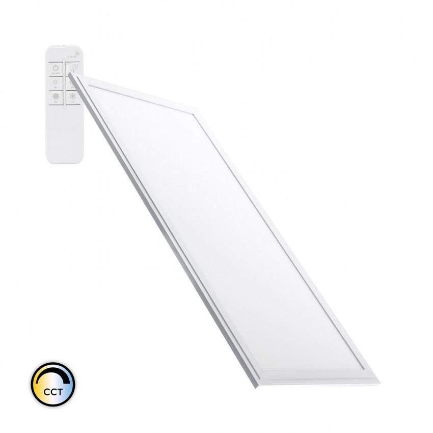 Panneau LED Dimmable CCT Sélectionnable 60x30cm 32W 3200lm