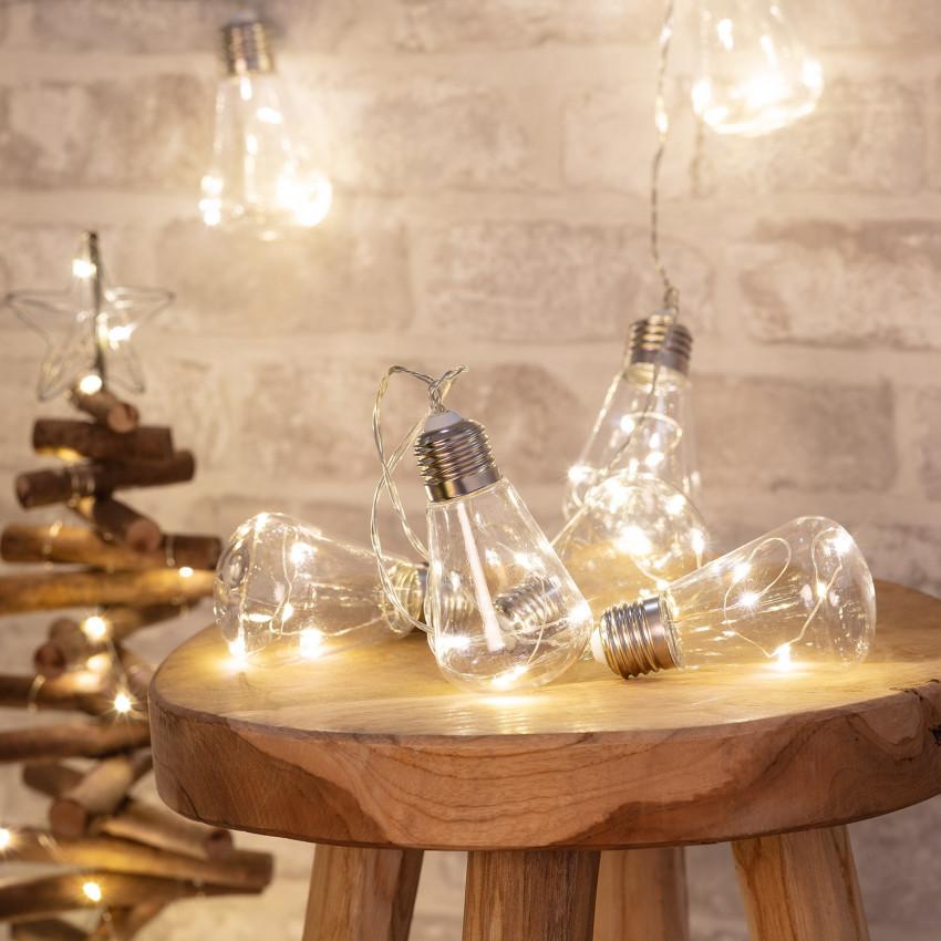 Guirlande LED Edison 2m