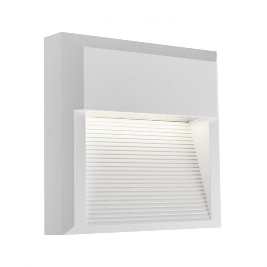 Balise LED en Saillie Kössel Indirect 6.4W IP65 Blanc LEDS-C4 05-E012-14-CM
