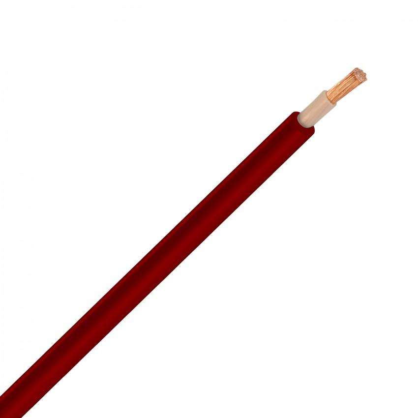 Câble 6 mm² PV ZZ-F Rouge
