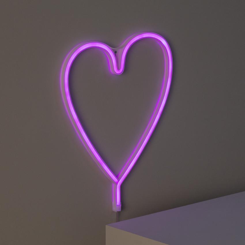 Néon LED Heart