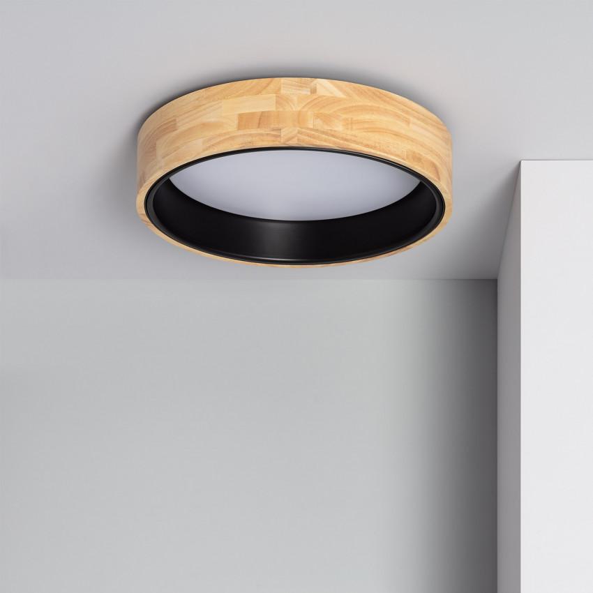 Plafonnier LED Rond CCT Dari 15W