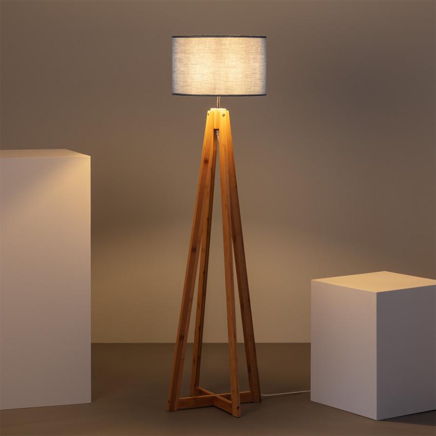 Lampe sur Pied Korsade