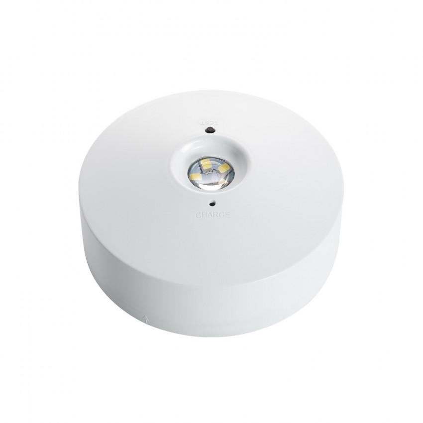Éclairage d'Urgence LED en Saillie 2.5W