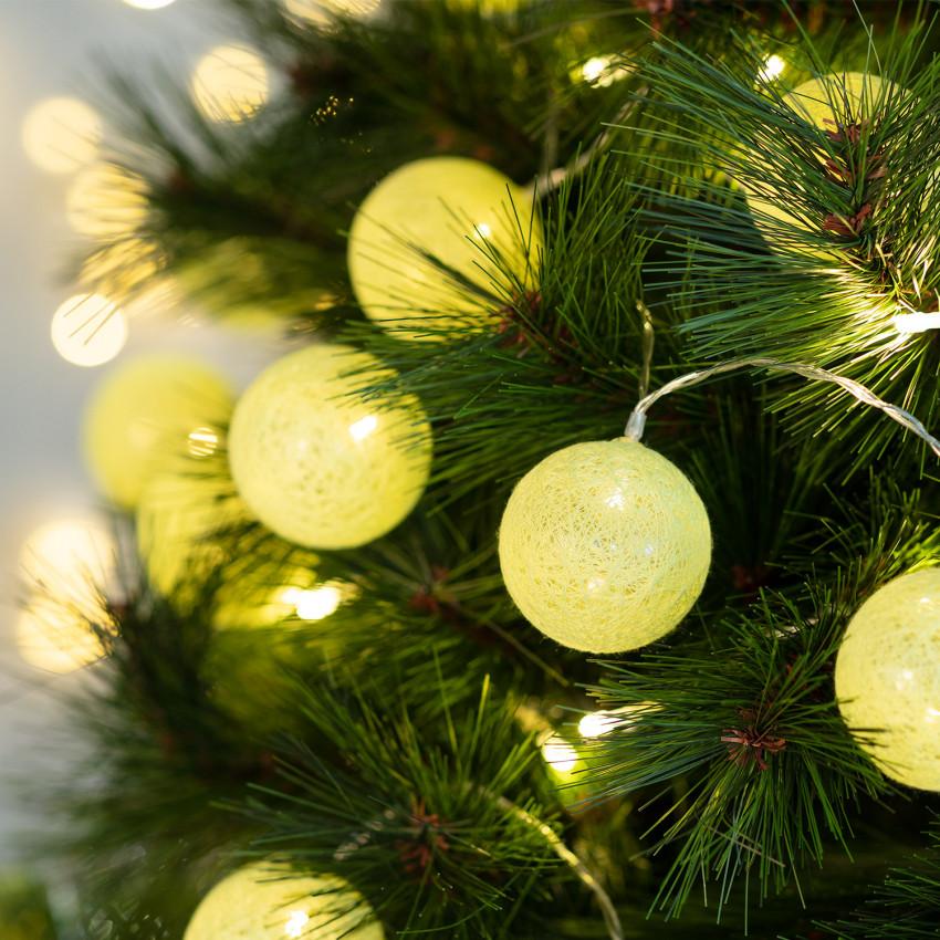Guirlande 20 Boules LED Lemon