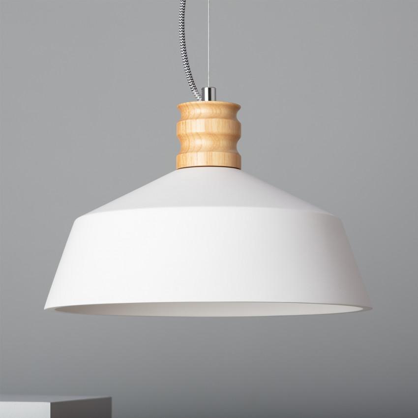 Lampe Suspendue Kukojoa Plâtre