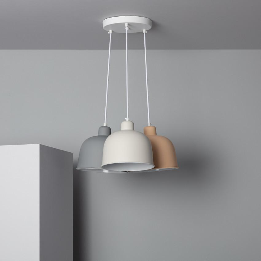 Lampe Suspendue Tonel