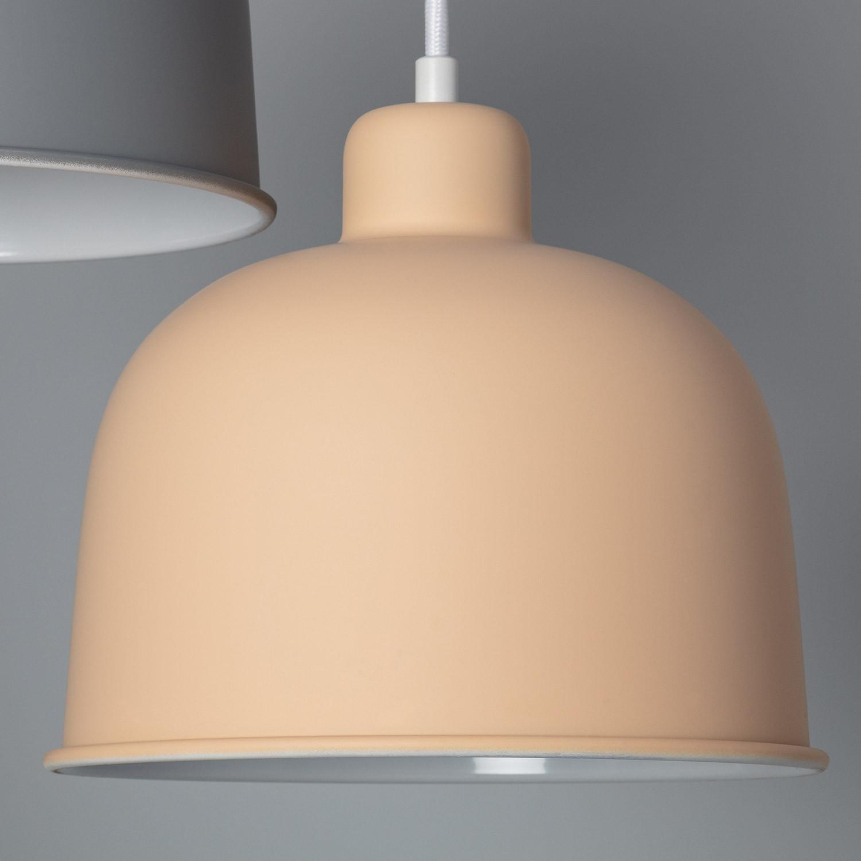 Lámpara Colgante Tonel