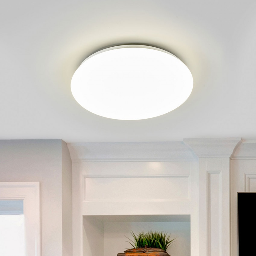 Plafonnier LED PHILIPS Suede 20W