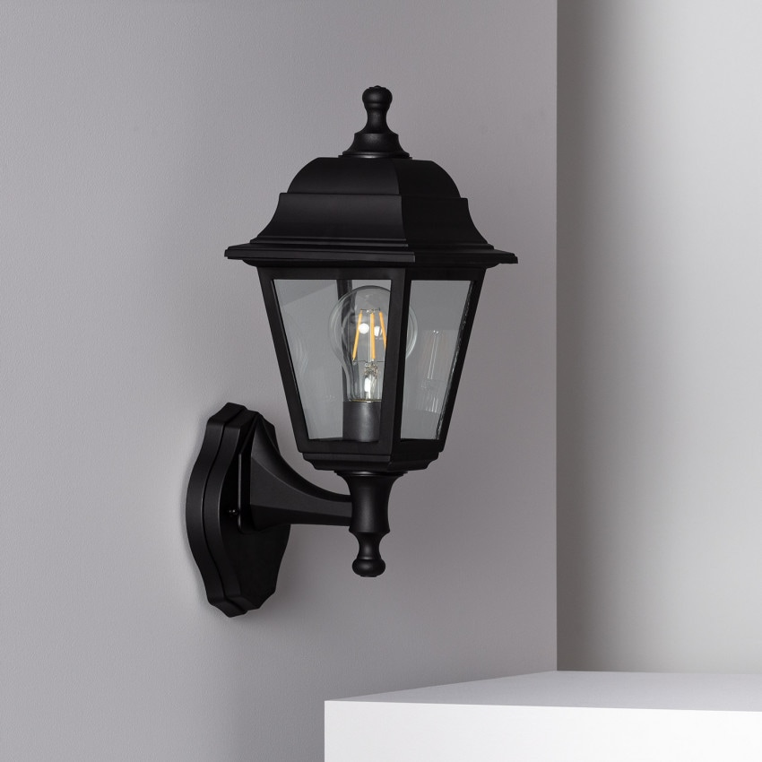 Lampe Murale Mini Villa Noire