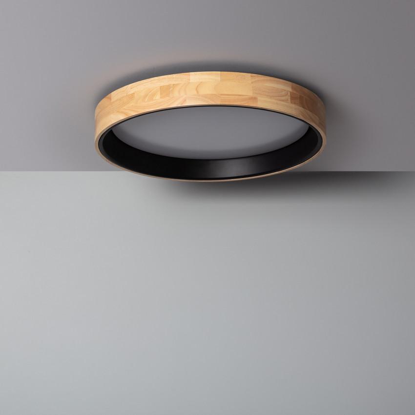 Plafonnier LED Rond CCT Sélectionnable Dari 30W