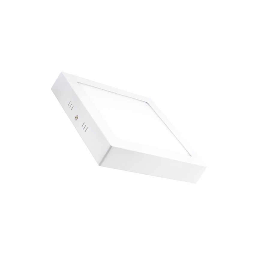 Plafonnier LED Carré 12W