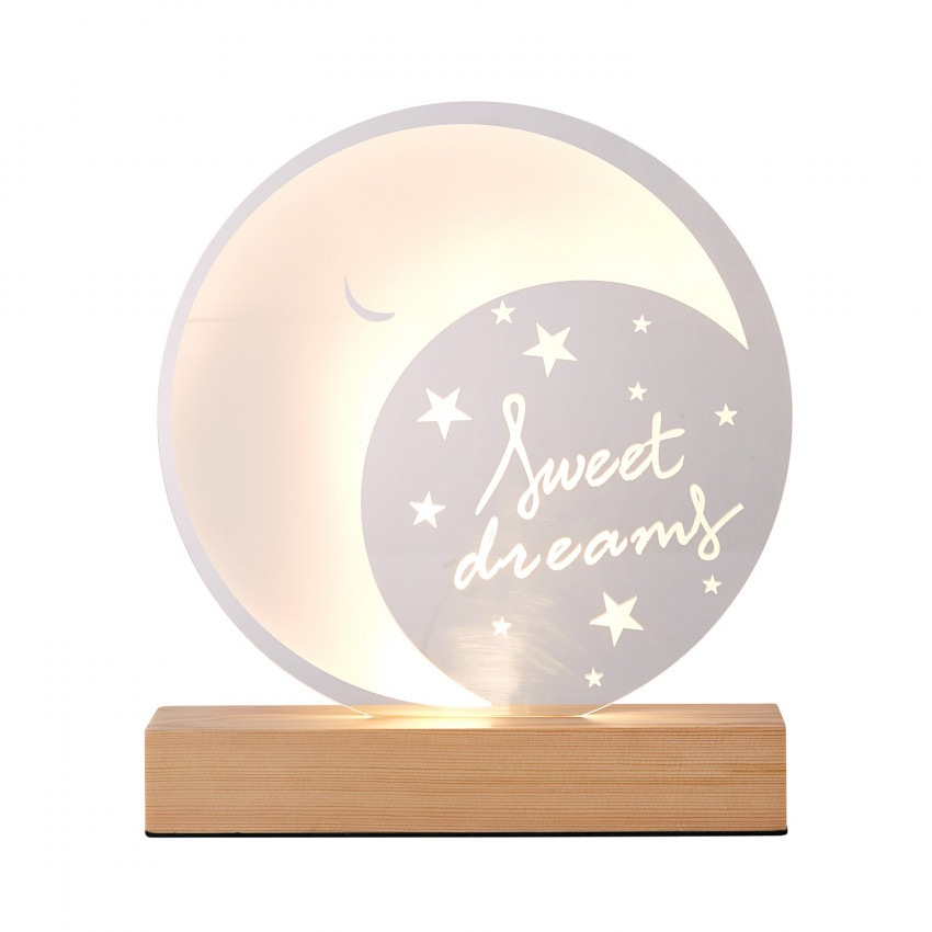 Lampe à Poser LED Melunis 5W