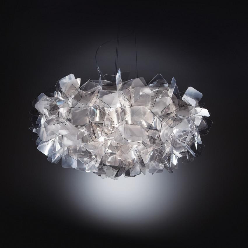 Lampe Suspendue Clizia Suspension Fumé SLAMP
