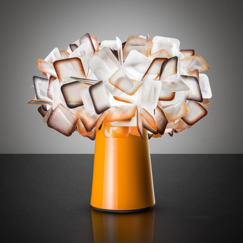 Lampe à Poser Clizia Table Orange SLAMP