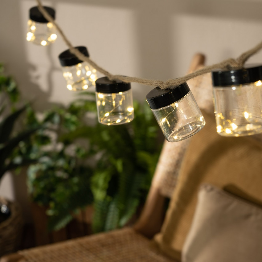 Guirlande LED Solaire Tarros 2m