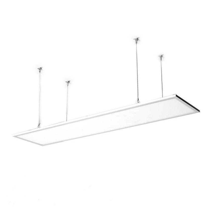 Panneau LED 120x60cm 63W 6300lm LIFUD + Kit de Suspension