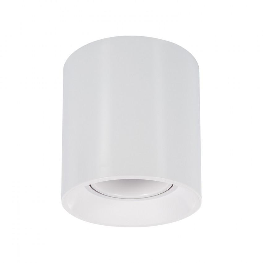 Plafonnier Quartz PC Blanc