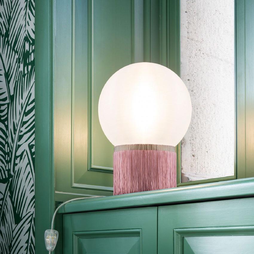 Lampe à Poser Atmosfera Fringe Table Médium SLAMP