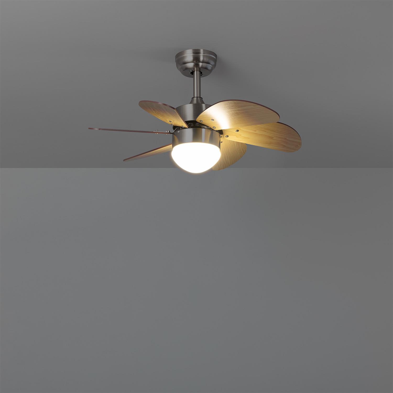 Ventilador de Techo Orion Madera 50W
