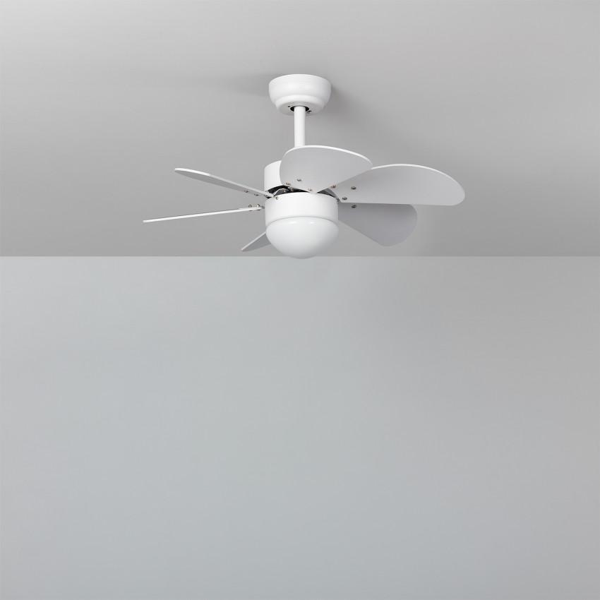 Ventilateur de Plafond LED Orion Blanc 81cm Moteur DC