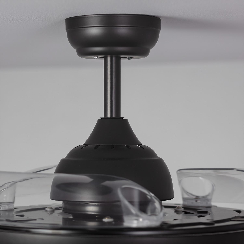 Ventilador de Techo Kourak LED Blanco 36W DC