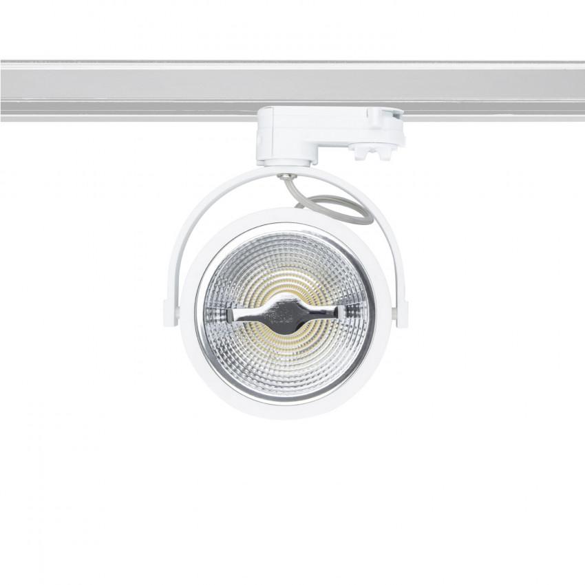 Le Spot LED CREE AR111 15W Blanc Dimmable pour Rail Triphasé (3 Allumages)