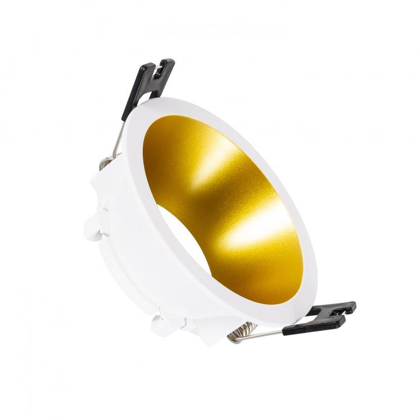 Collerette Downlight Conique PC pour Ampoule LED GU10 / GU5.3