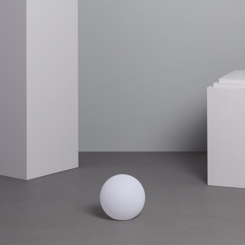 Sphère LED RGBW IP65 20cm Rechargeable