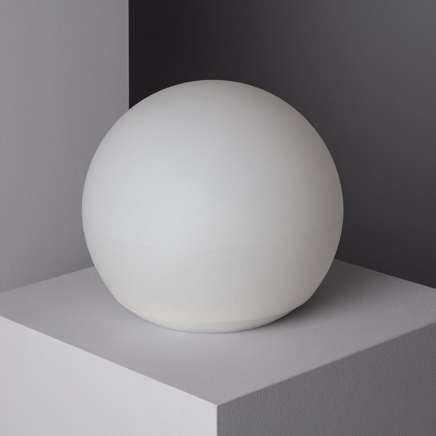 Sphère LED Solaire 25cm