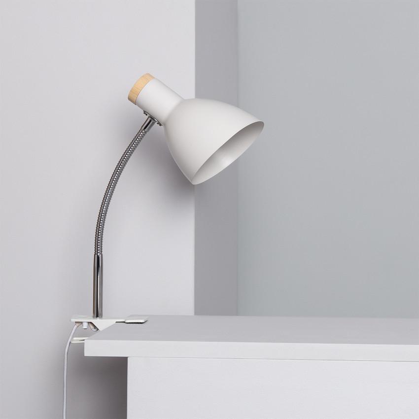 Lampe de Bureau Flex Benzal avec Pince