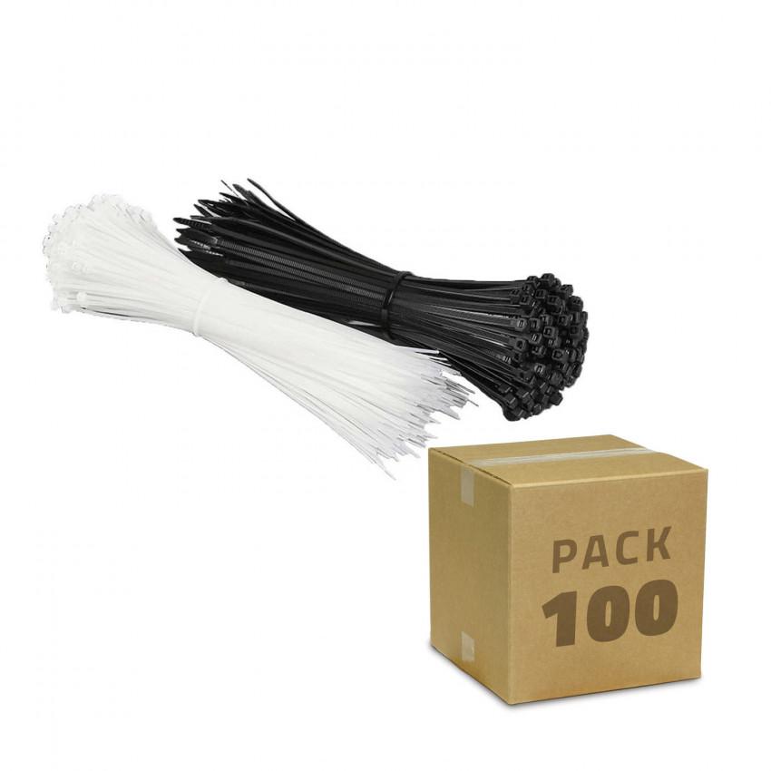 Pack de 100 Colliers de Serrage