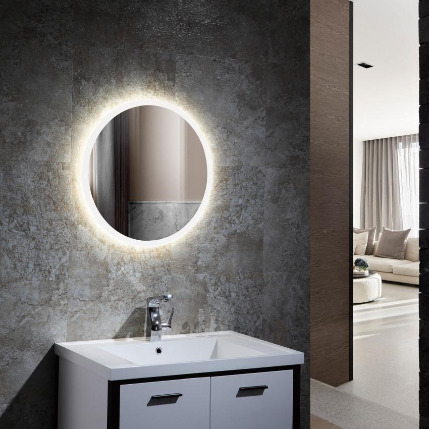 Miroir Décoratif LED Anti-buée Tactile Creta 15/35/55W