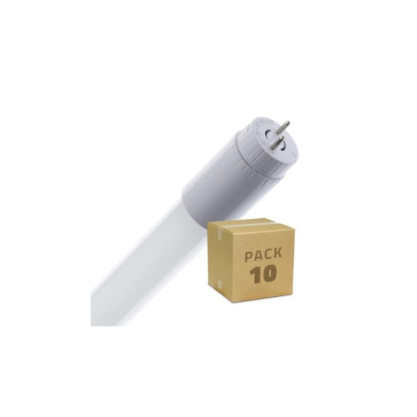 Pack Tubes LED T8 Crystal 900mm Connexion Latérale 14W 110lm/W (10 Un)