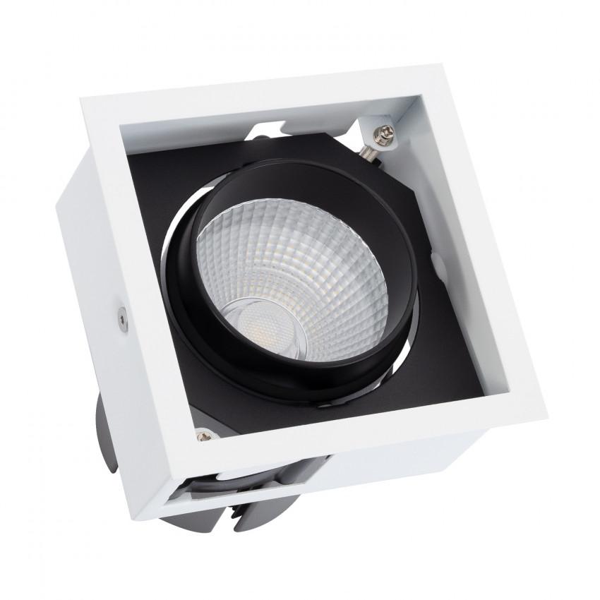Spot Downlight LED COB Orientable Kardan 30W LIFUD Coupe 110x110mm