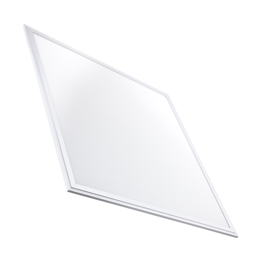 Panel LED Slim Emergencia 60x60cm 40W Marco Blanco