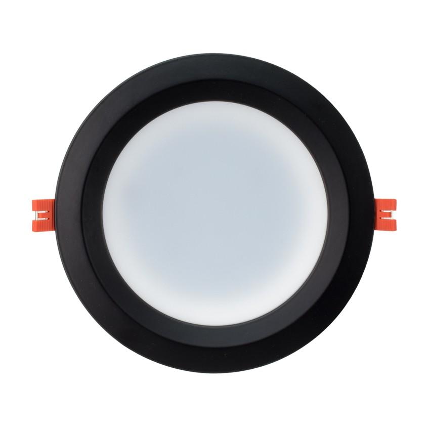 Downlight LED Samsung 120lm/W Aero 24W Nero