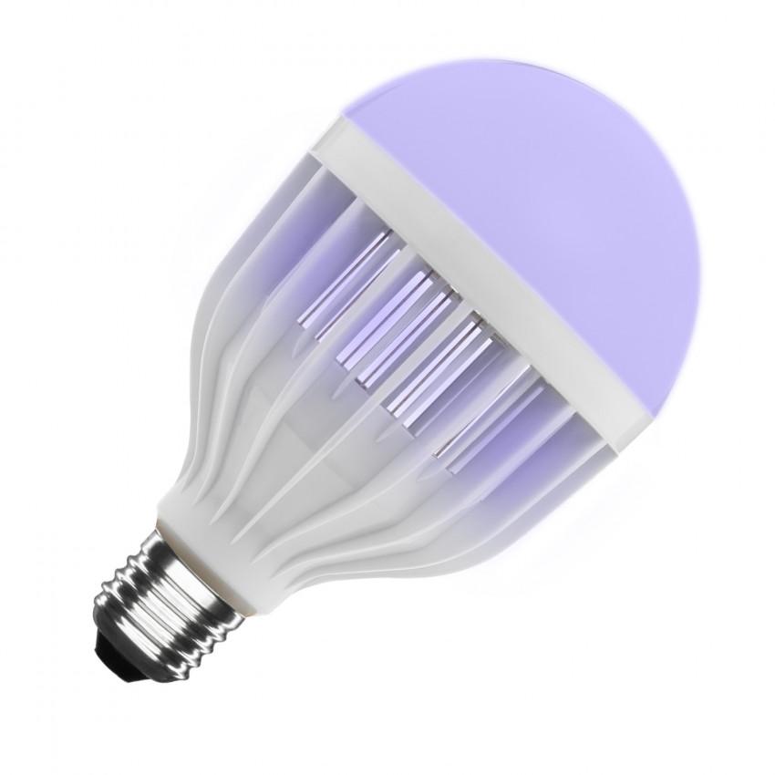 Lampadina LED E27 Ammazza Zanzare 2W