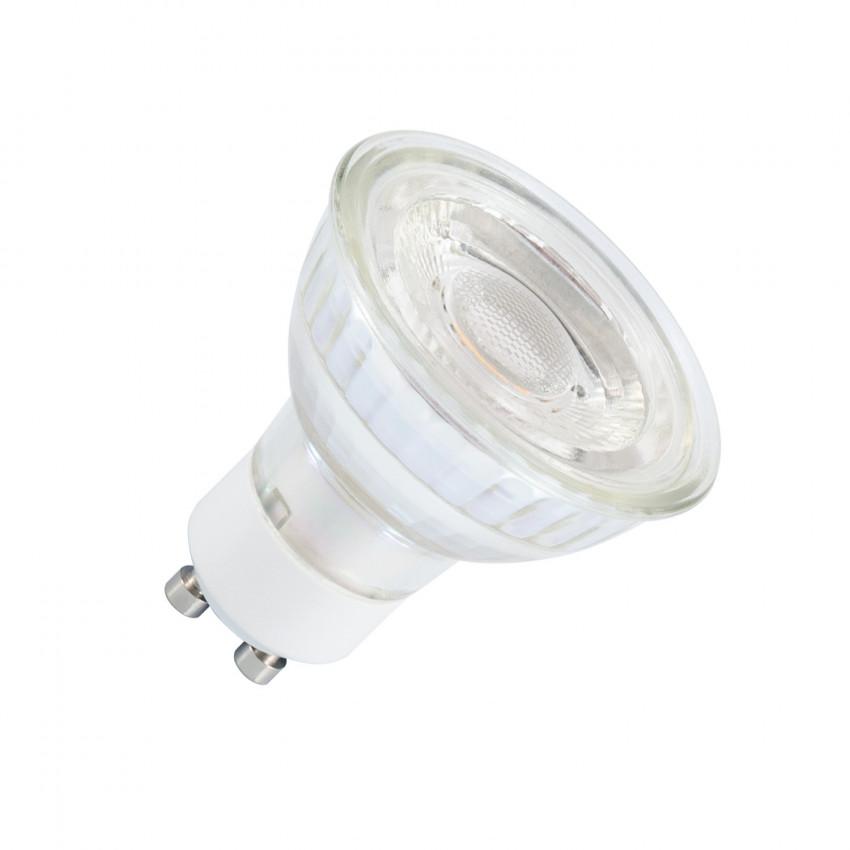 Lampadina LED GU10 Vetro 7W