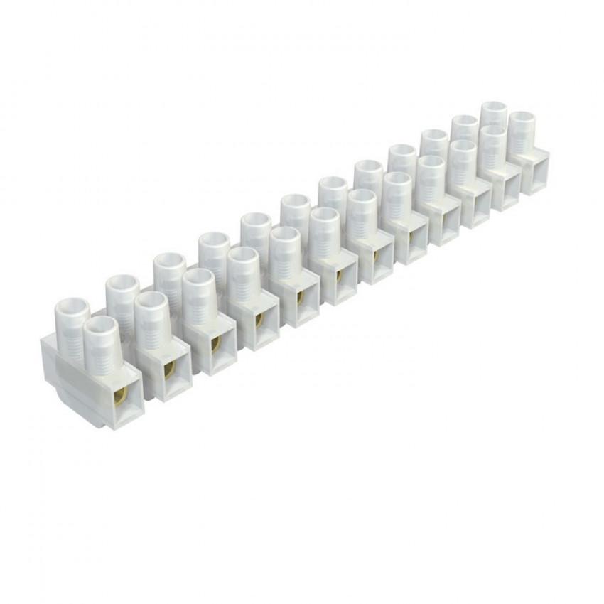 Morsettiera Elettrica da 12 Connettori di Cavo Elettrico