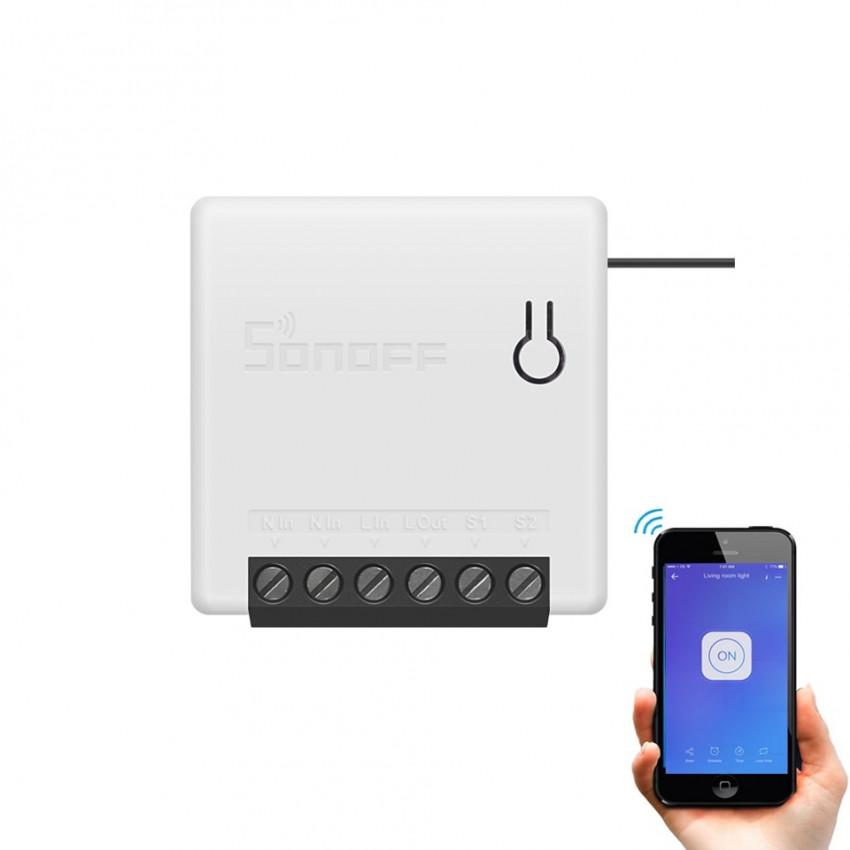Interruttore Commutatore WiFi SONOFF Mini R2 10A